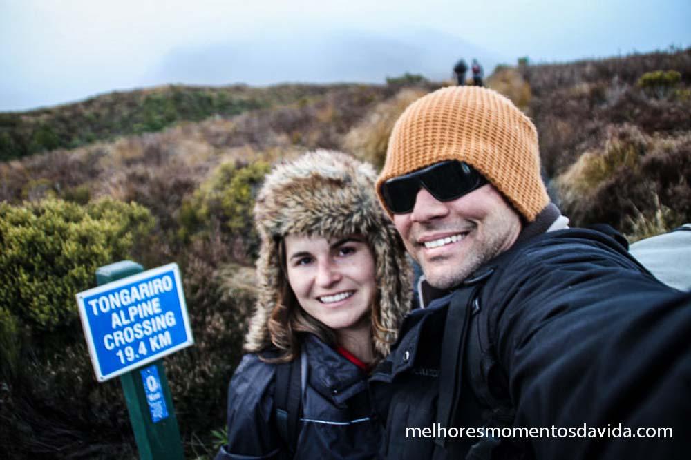 Parque Tongariro –  Melhor trilha de um dia na Nova Zelândia