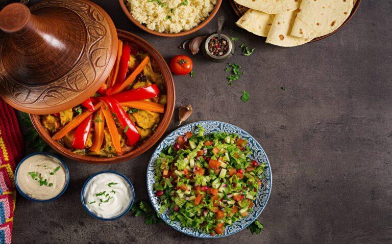 Comidas marroquinas