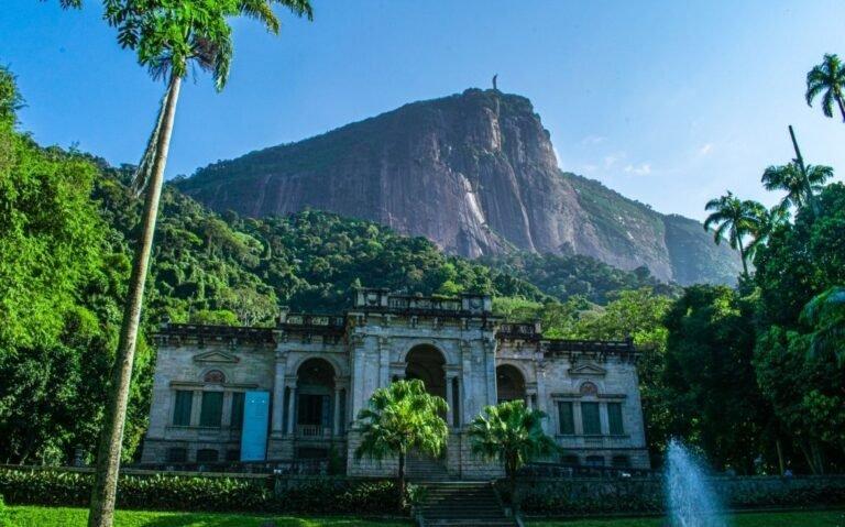 Vista para o Cristo Redentor, Rio de Janeiro