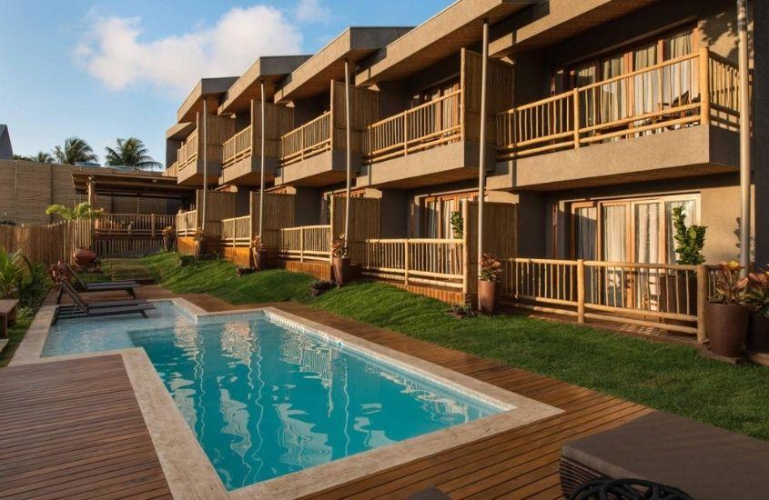 piscina em Pousada Maria Bonita Noronha, um ótima opção de hospedagem em um dos lugares para passar lua de mel no brasil