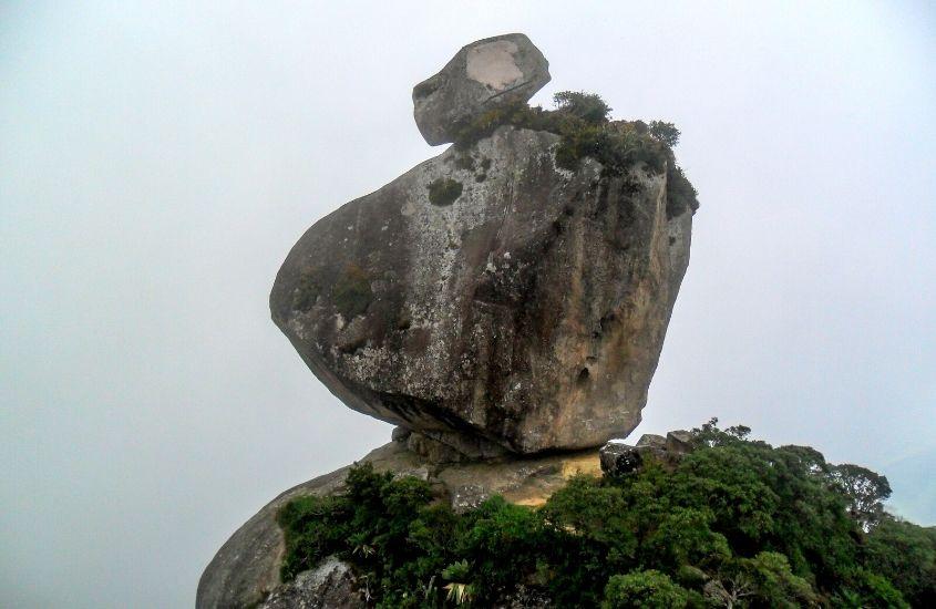 Pico do Peito do Pombo, uma ótima atração pra quem procura o que fazer me Sana RJ